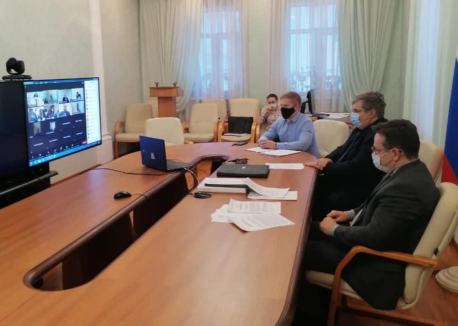 Управляющий партнер коллегии Александр Терновцов принял участие в заседании Общественного совета при Прокуратуре Курской области