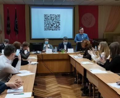Александр Терновцов принял участие в работе Школы гражданской активности