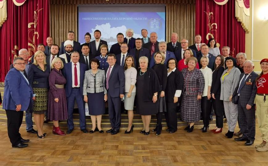 Члены коллегии вошли в состав Общественной Палаты Курской области нового созыва